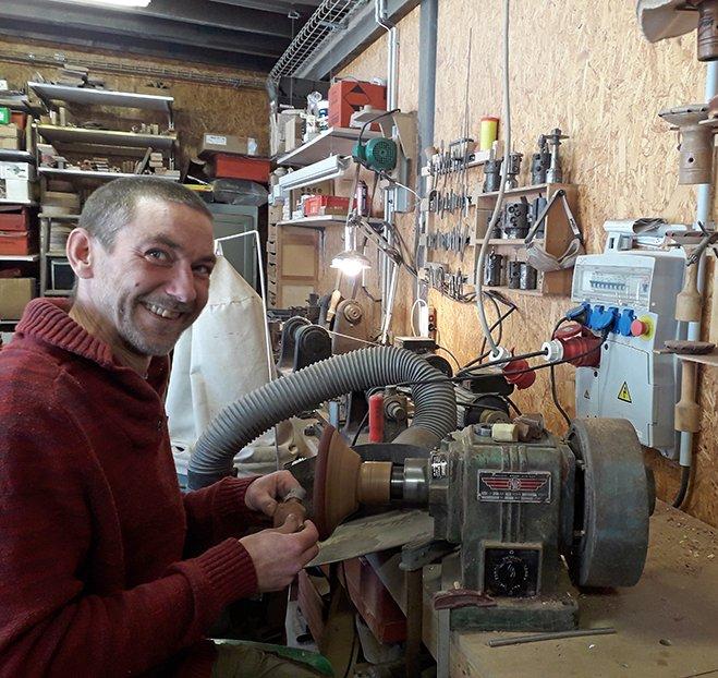 Rostiak, pipes artisanales fait main dans le Jura