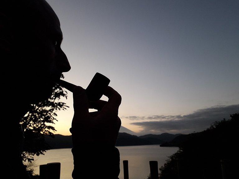 Fumer doucement