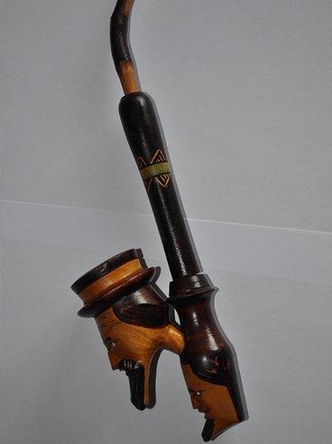 Pipe Tubize du 19ème siècle