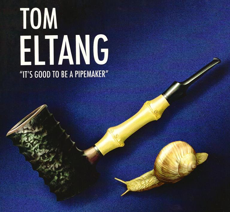 Tom Eltang, maître pipier