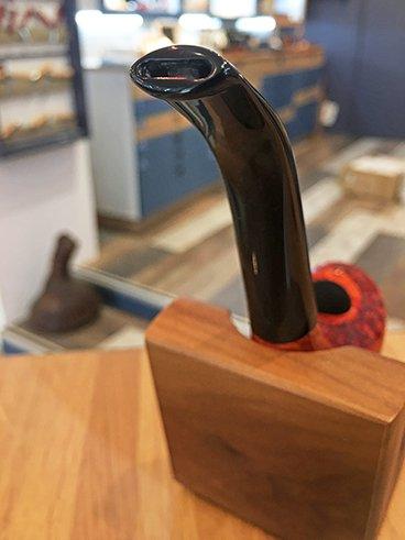 Tuyau de pipe : lentille à double perçage