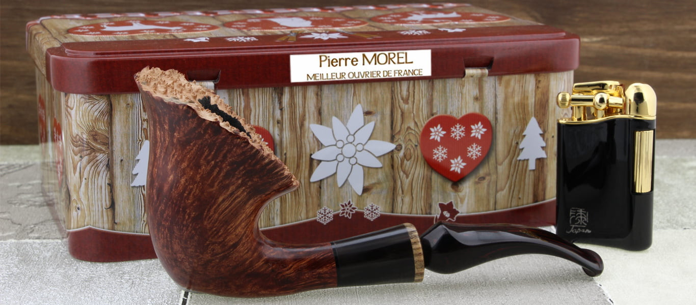 Pipes fait main par Pierre Morel