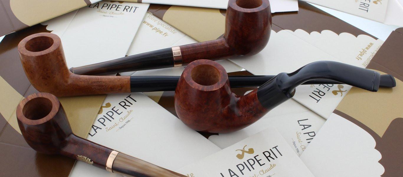 Nouvelles pipes de Saint-Claude