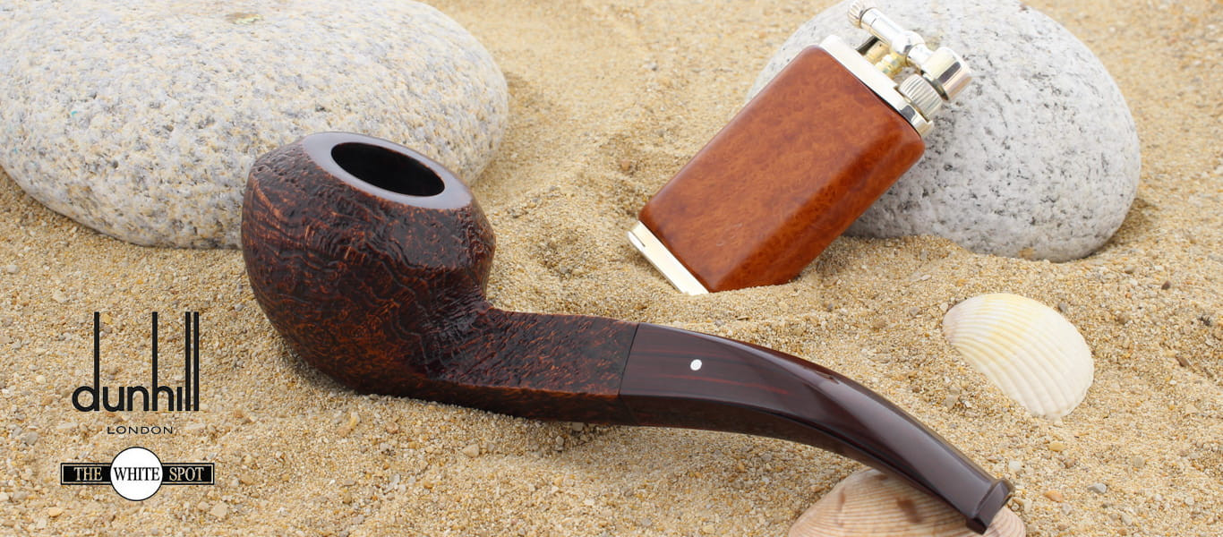 Pipes Alfred Dunhill The White Spot