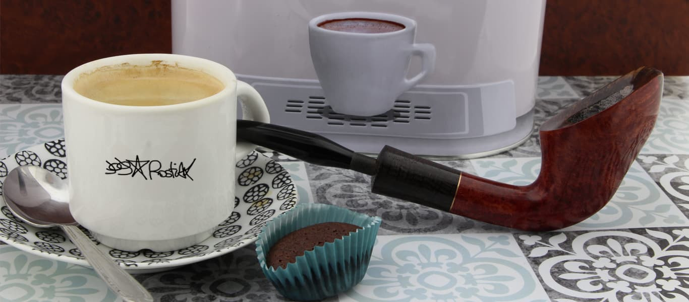 Pipe Rostiak Pause Café n°10
