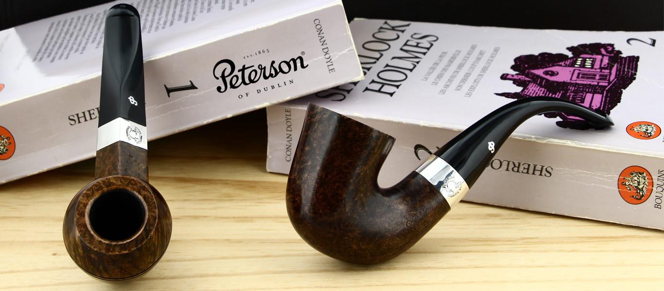Pipes Peterson de la collection Sherlock Holmes