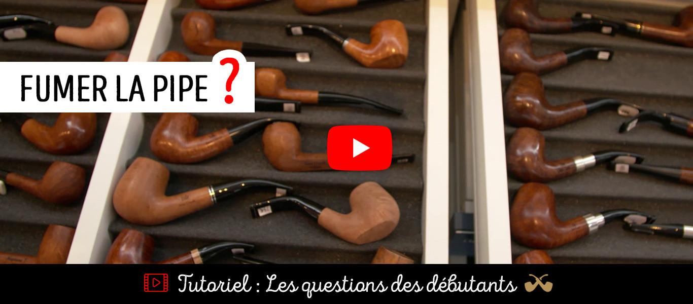 Vidéo tuto YouTube : Les questions des fumeurs débutants