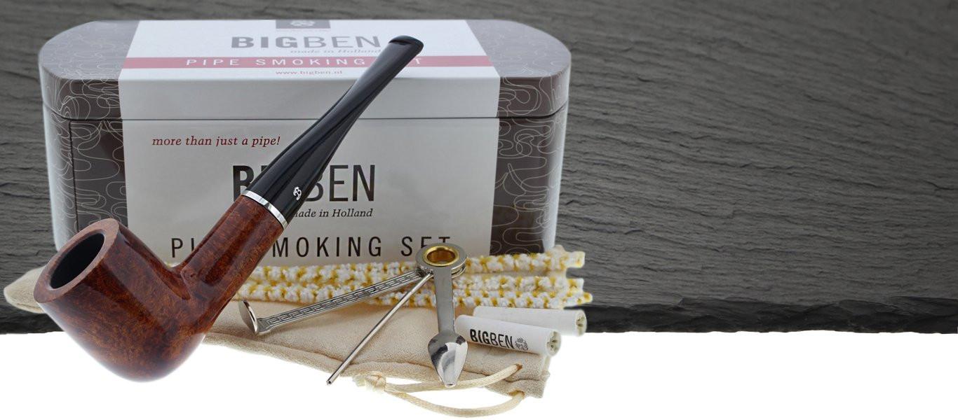 Kits tout-en-un pour fumer la pipe