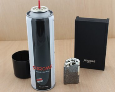 Comment recharger son briquet à pipe ?